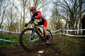 Photo of Graeme GOW at Shrewsbury Sports Village