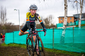 Photo of Florence GREENHALGH at Shrewsbury Sports Village