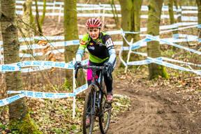 Photo of Carol MILLER at Shrewsbury Sports Village