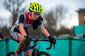Photo of Daisy TAYLOR at Shrewsbury Sports Village