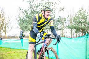Photo of Andy JONES (svet) at Shrewsbury Sports Village