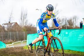 Photo of Dominic BELL at Shrewsbury Sports Village