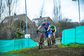 Photo of Pierre BOTHA at Shrewsbury Sports Village