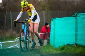 Photo of Astrid SPRAGG at Shrewsbury Sports Village