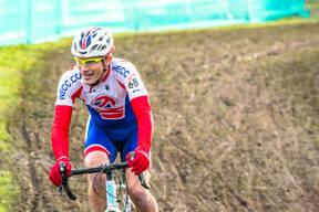 Photo of Alan COLLINS at Shrewsbury Sports Village