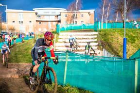 Photo of John NEWTON at Shrewsbury Sports Village