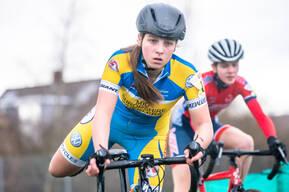 Photo of Rebecca WOODVINE at Shrewsbury SV