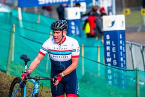 Photo of Dave SPRAGG at Shrewsbury Sports Village