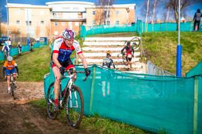 Photo of Gary STRICKLAND at Shrewsbury Sports Village