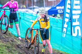 Photo of Daisy FREER at Shrewsbury Sports Village