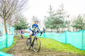 Photo of Charlie ELSEY at Shrewsbury Sports Village