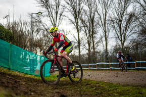 Photo of Andrew BRINDLE at Shrewsbury Sports Village