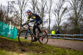 Photo of Mike SIMPSON at Shrewsbury Sports Village