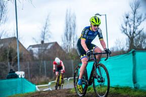 Photo of Jude CHAMBERLAIN at Shrewsbury Sports Village