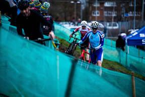 Photo of Bryan HOLLAND at Shrewsbury Sports Village