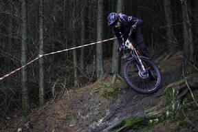 Photo of Brad DAVISON at Hamsterley