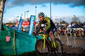 Photo of Ian FIELD at Shrewsbury Sports Village