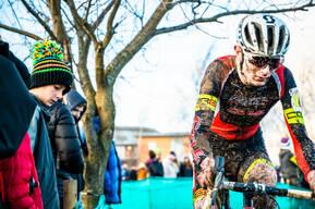 Photo of Toby BARNES at Shrewsbury Sports Village