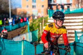 Photo of Sam NANOPOULOS at Shrewsbury Sports Village