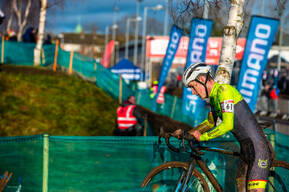 Photo of Benjamin BRIGHT at Shrewsbury Sports Village