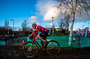 Photo of Thomas PIDCOCK at Shrewsbury Sports Village