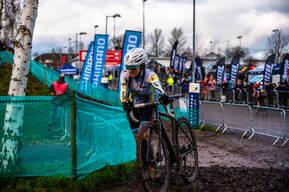 Photo of Xan CREES at Shrewsbury Sports Village