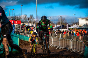 Photo of Michael BUTLER at Shrewsbury Sports Village