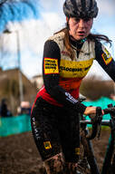 Photo of Hannah SAVILLE at Shrewsbury Sports Village