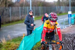 Photo of Amy CANTELO at Shrewsbury Sports Village