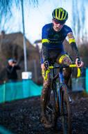 Photo of Daniel BARNES at Shrewsbury Sports Village
