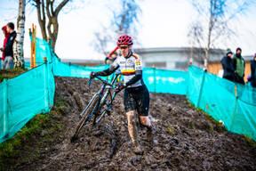 Photo of Fran WHYTE at Shrewsbury Sports Village