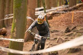 Photo of Colin ADAMS (vet) at Wind Hill B1ke Park