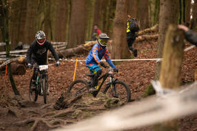 Photo of Archie DAWES at Wind Hill