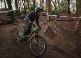 Photo of Gareth HENWOOD at Wind Hill