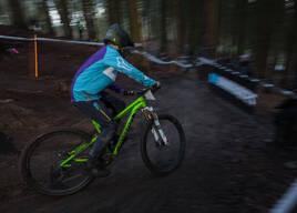 Photo of Malin CRANSTON at Wind Hill