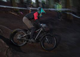 Photo of Deron HARBISON at Wind Hill B1ke Park