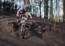 Photo of Lewis CORNICK at Wind Hill