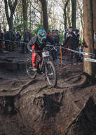 Photo of Dom RUSSELL at Wind Hill