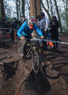 Photo of Tony KERSHAW at Wind Hill