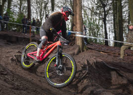 Photo of Rhiannon GUNNER at Wind Hill B1ke Park
