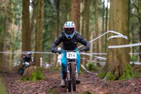 Photo of Levi LOOMES at Forest of Dean