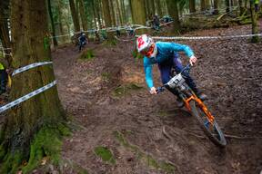 Photo of Robbie WHITE (u21) at Forest of Dean