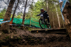 Photo of Mick ELSON at Hamsterley