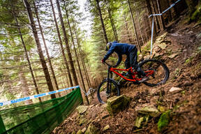 Photo of Christian DUNNE at Hamsterley