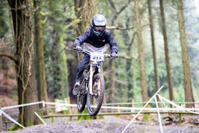 Photo of Louie HUGHES at FoD