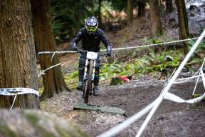 Photo of Carl NEWBIGGING at Forest of Dean
