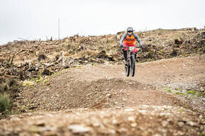 Photo of Kevin ELLWOOD at Ae Forest