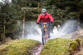 Photo of Stuart JOHNSTON at Ae Forest