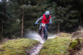 Photo of Liam CLEMENT at Ae Forest
