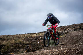 Photo of Kerr HAMILTON at Ae Forest